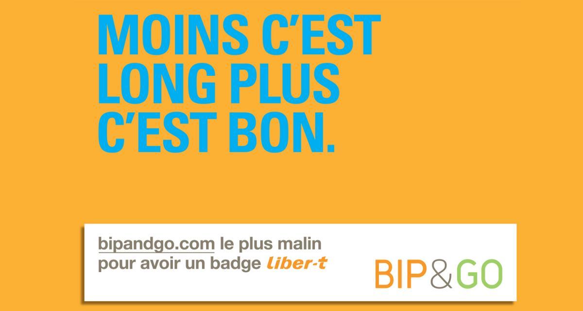 Bip&Go : des abonnements Liber-T à petit prix