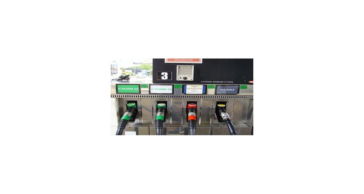 Prix de l'essence : 2€/litre, c'est fait !
