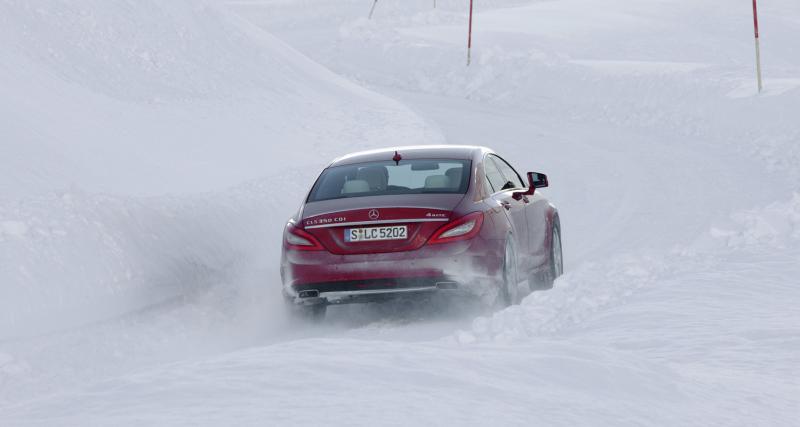 Les pneus hiver, un atout maître pour la sécurité