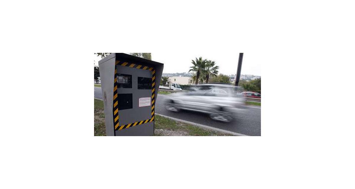 Grands excès de vitesse : nette hausse en France