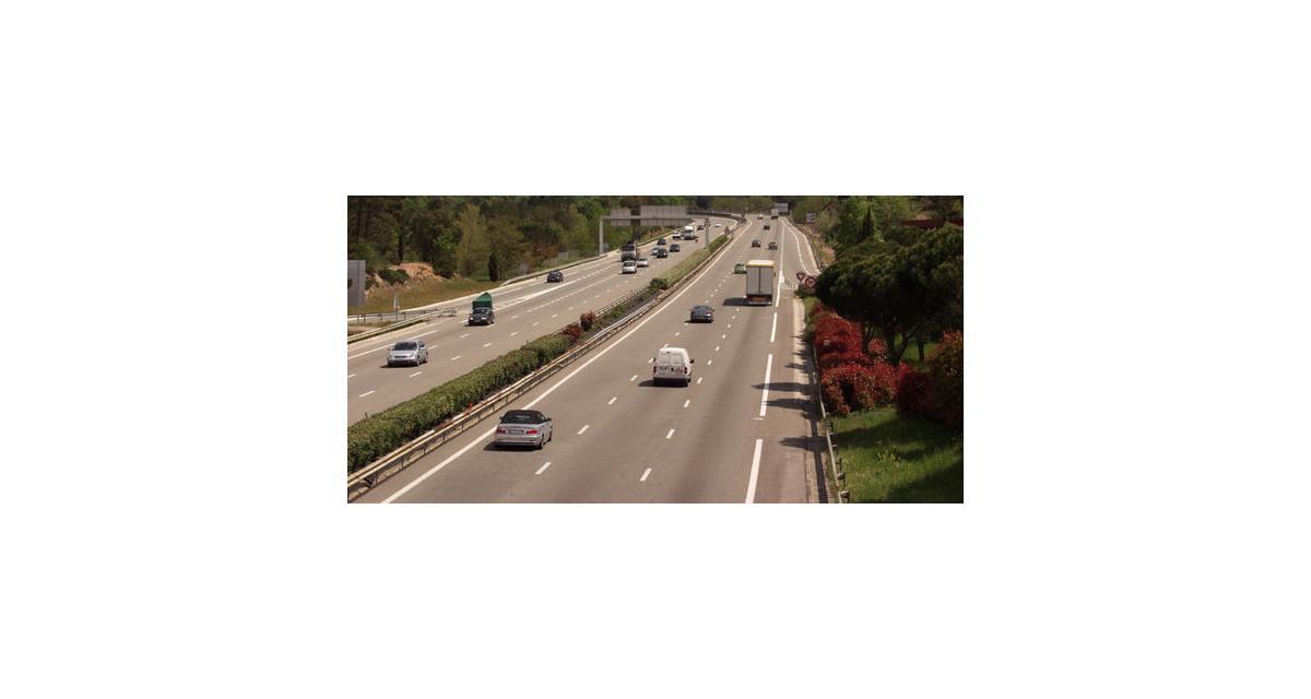 Sécurité routière : -21% de morts en juillet