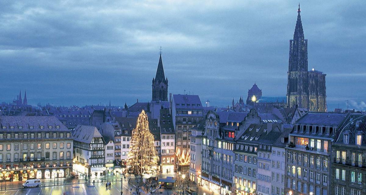 Strasbourg : la vitesse bientôt limitée à 30 km/h ?