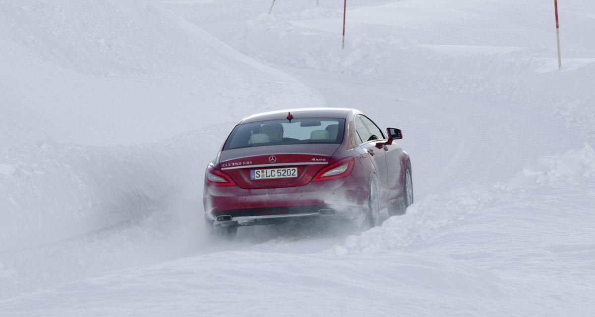 Les pneus neige bientôt obligatoires ?