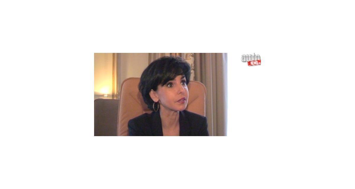 Entretien vidéo exclusif : Rachida Dati et l'automobile