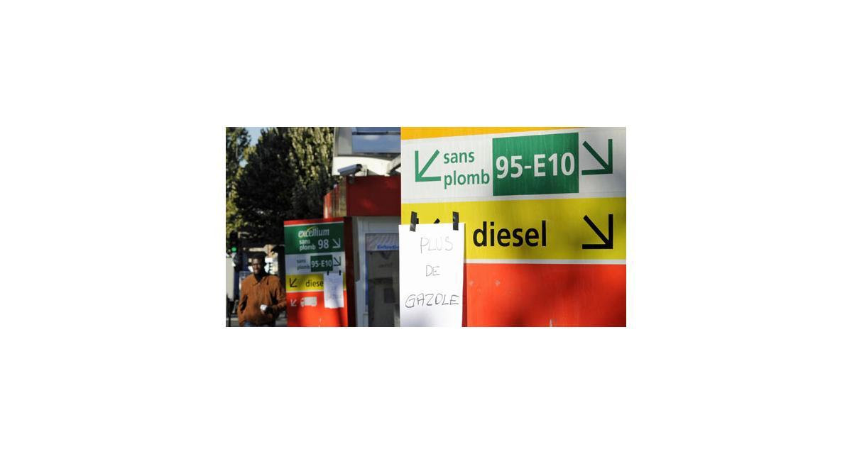 Carburant : encore un peu de patience