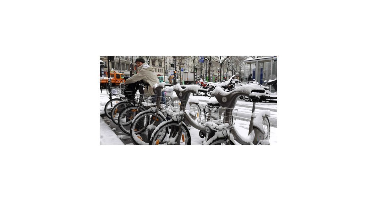 Paris : le vélo, et puis c'est tout !