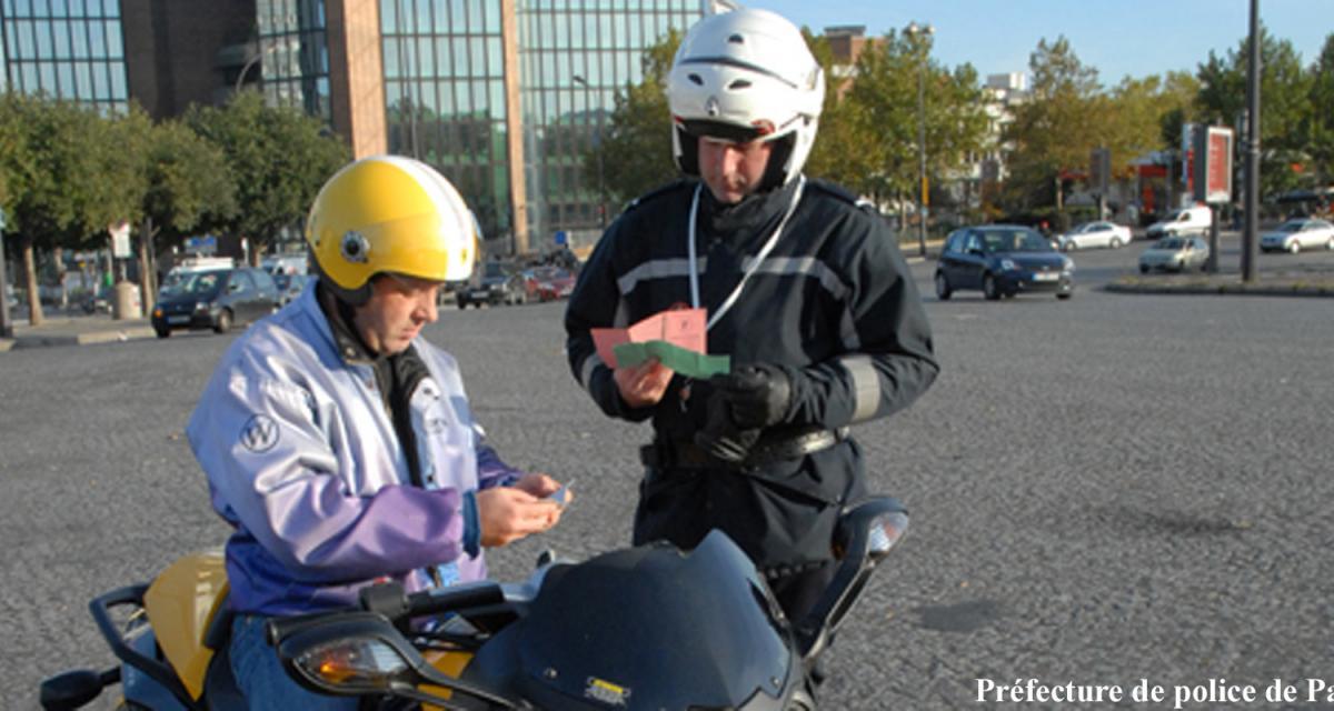 PV : les policiers respectent des quotas !