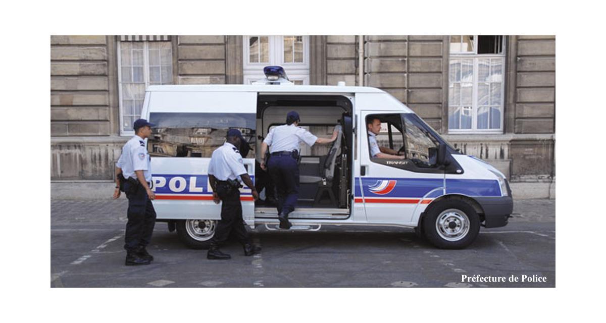 Voitures de la police : la Cour des comptes dénonce