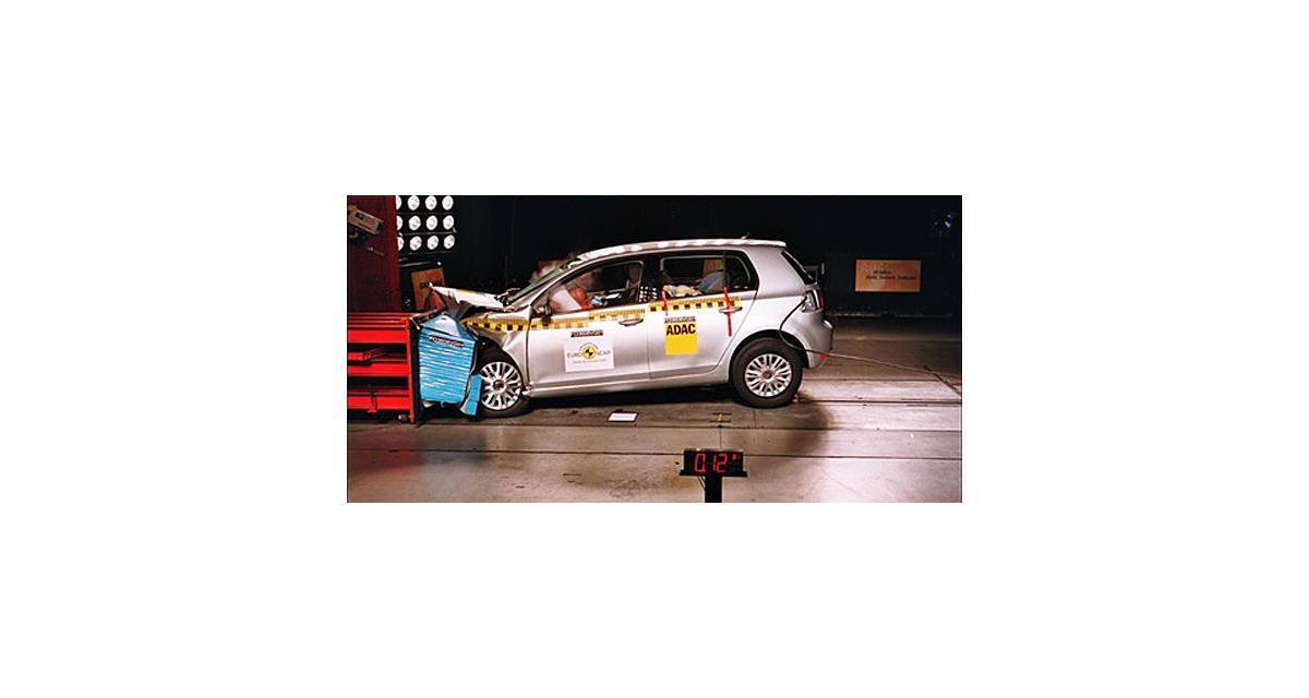Euro NCAP : le top 7 2009