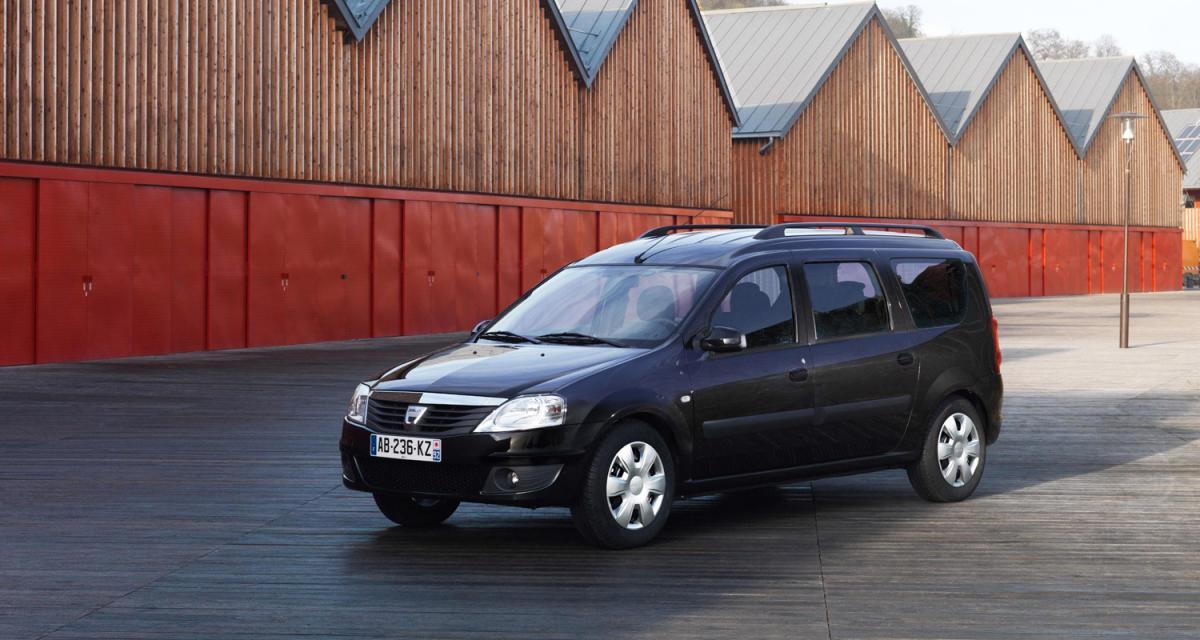 Dacia, troisième marque la plus fiable