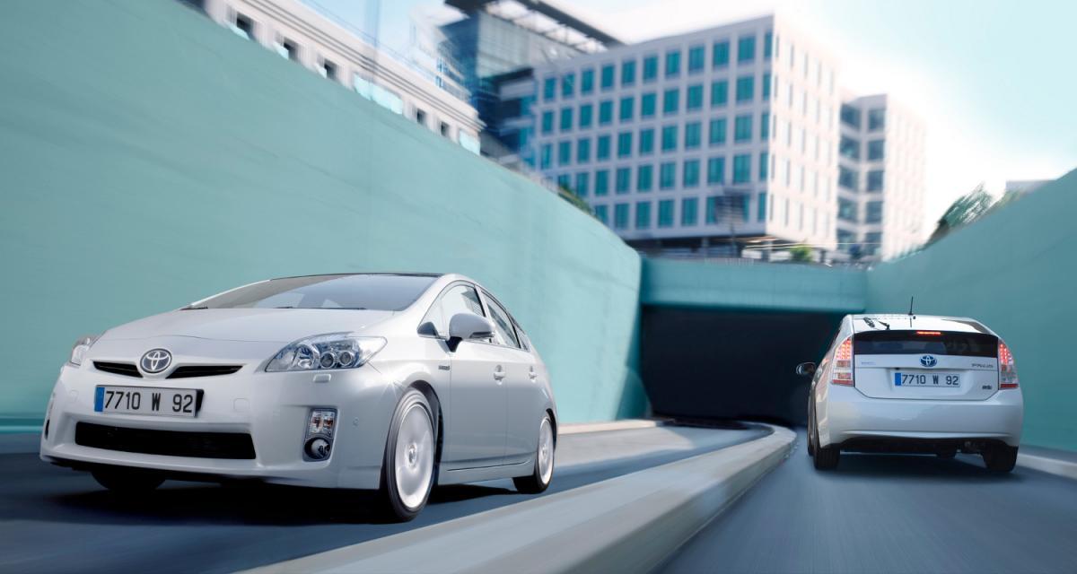 Toyota Prius : vague de plaintes aux Etats-Unis