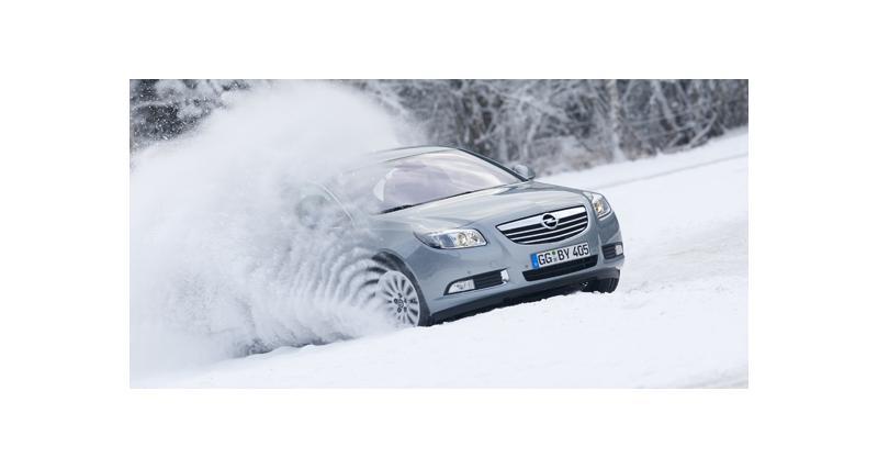Conduite sous la neige : les règles à retenir