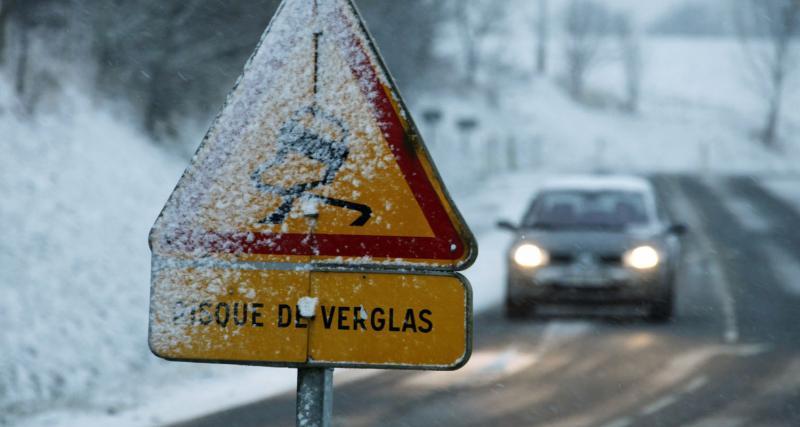 Hiver : roulez en toute sécurité