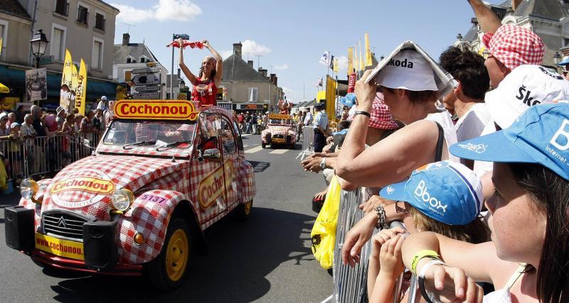 Tour de France : la caravane passe