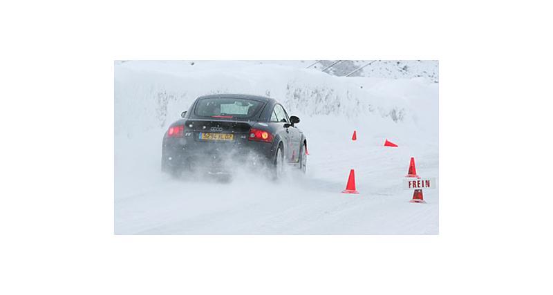 Préparez votre auto à l'hiver