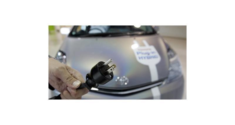 EDF choisit Toyota