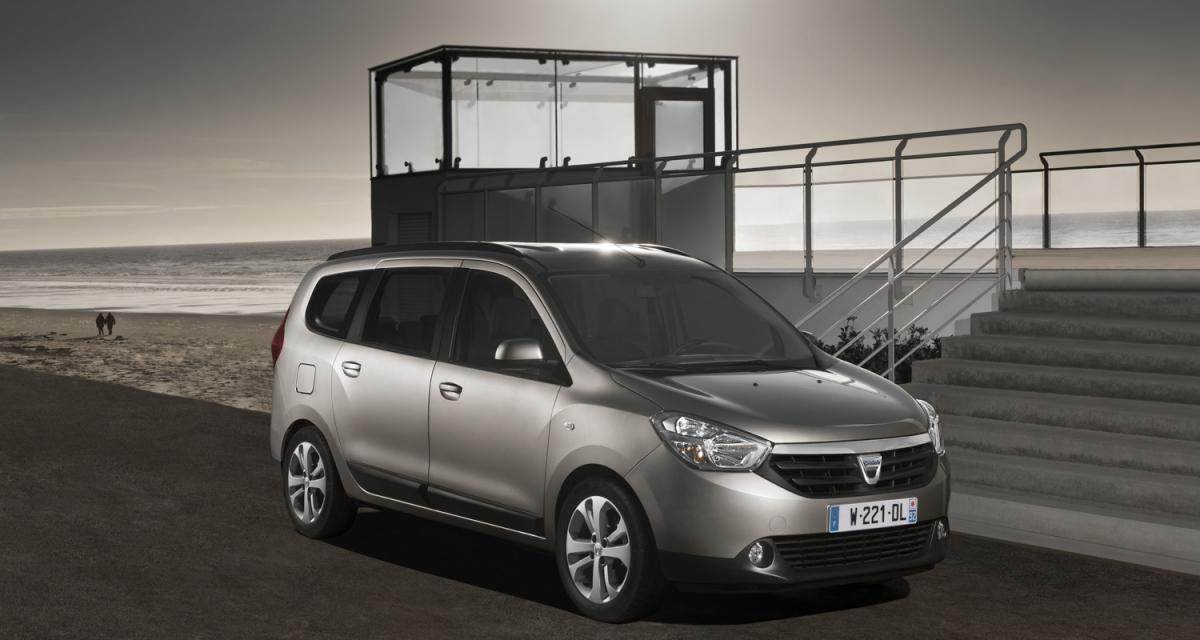 Dacia Lodgy : la sécurité à l'épreuve du low cost