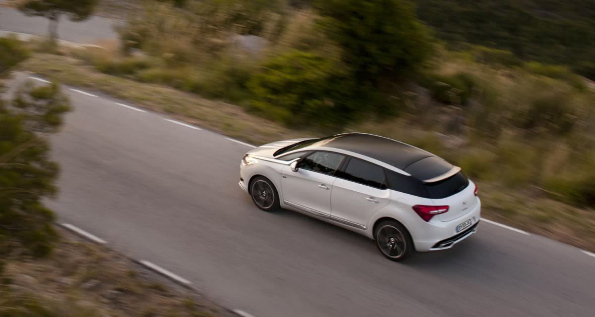Citroën perce dans le premium grâce aux DS