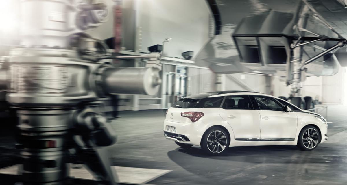 Citroën DS Privilège : l'esprit club