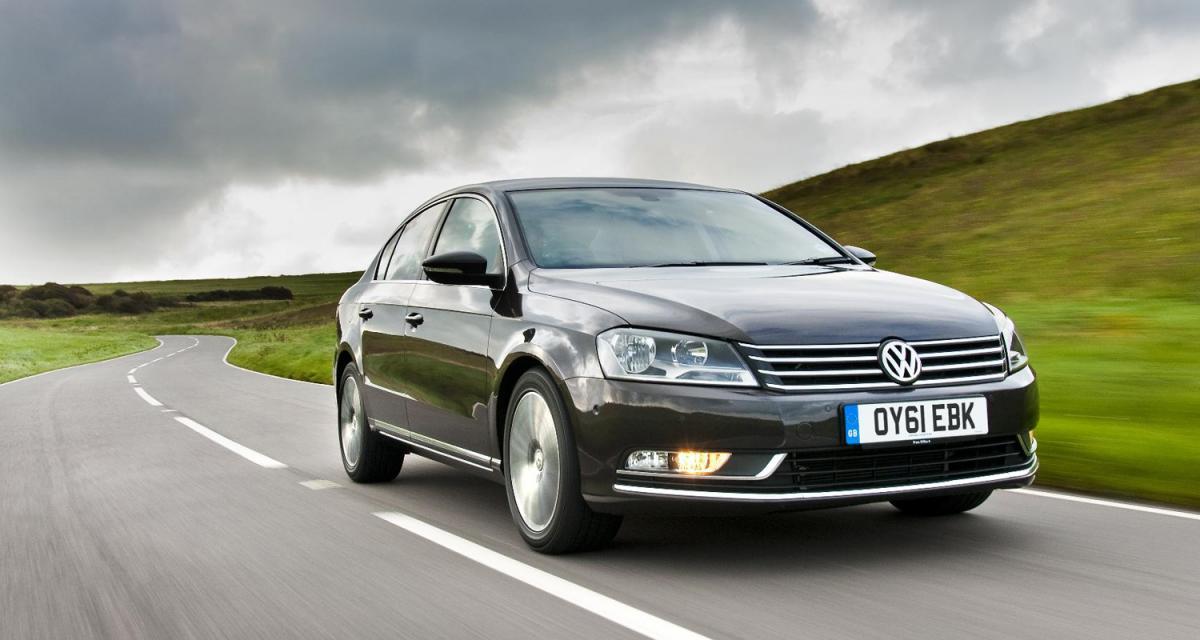 Volkswagen : vers une plate-forme unique de la Polo à la Passat