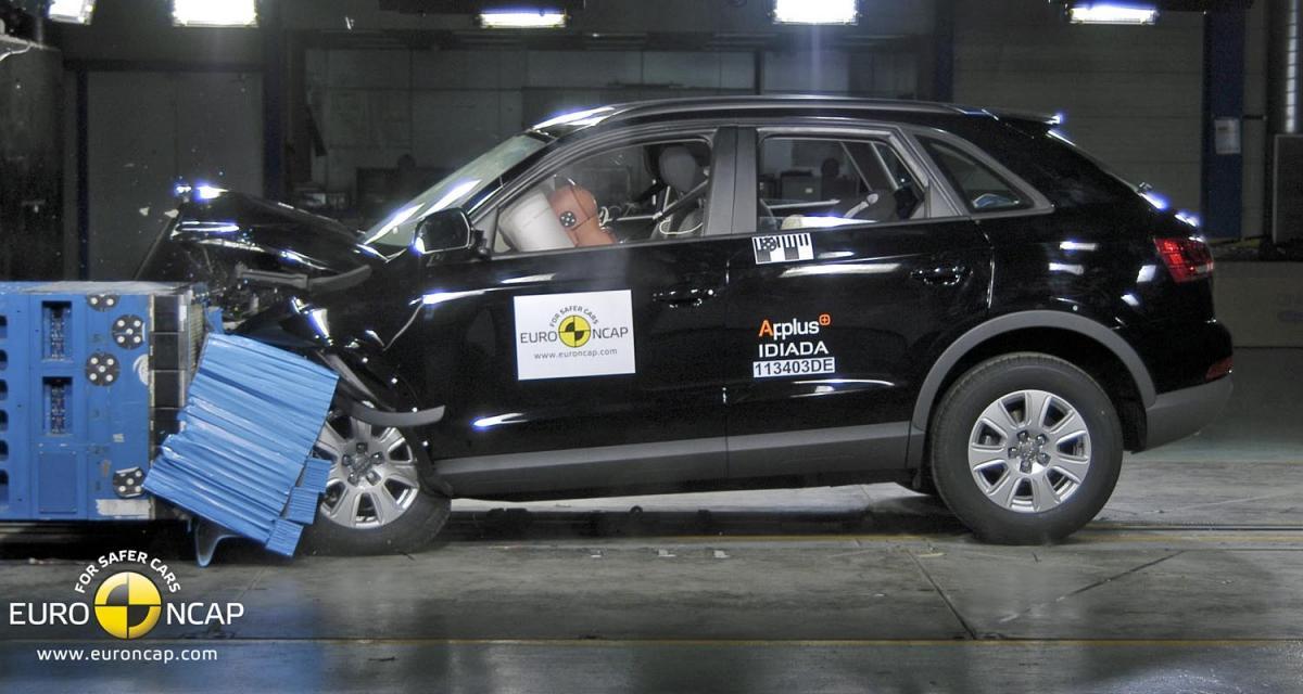 Euro NCAP : la tournée d'octobre
