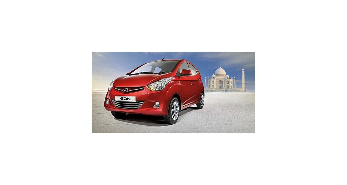 Hyundai Eon : une coréenne en Inde