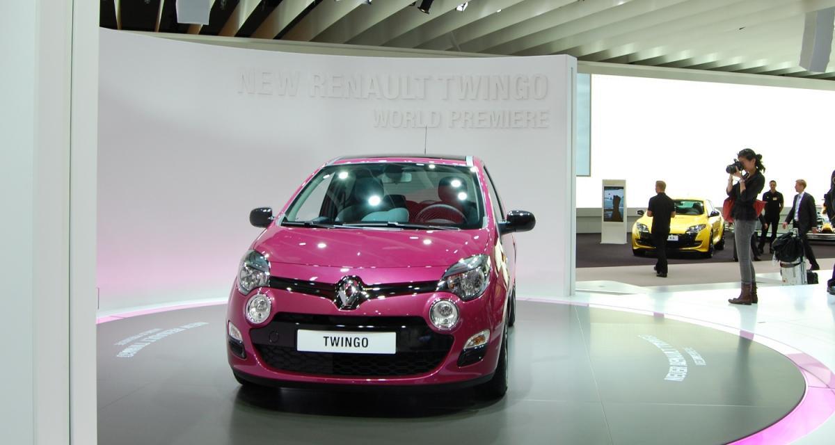 Twingo : éternel succès pour Renault ?