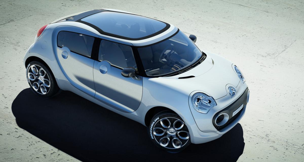 Citroën : la C-Cactus sur la route en 2013