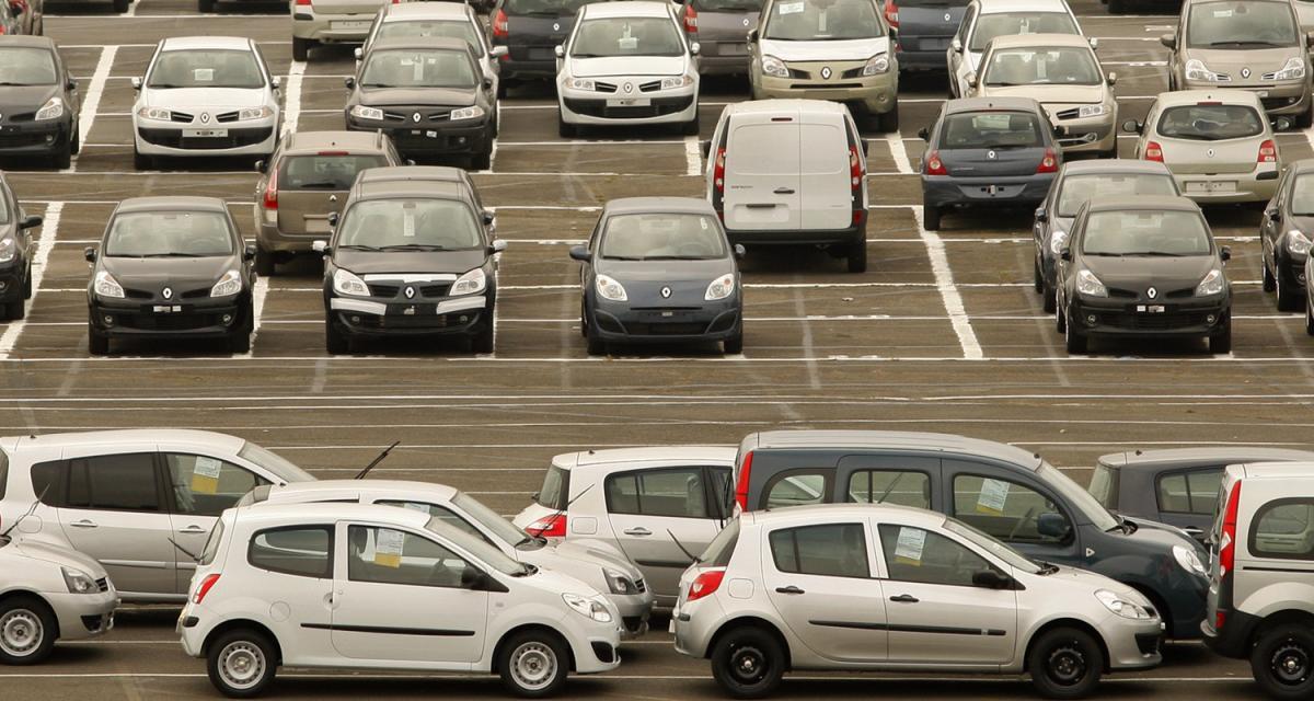 Ventes de voitures neuves en France : +3,2% en août
