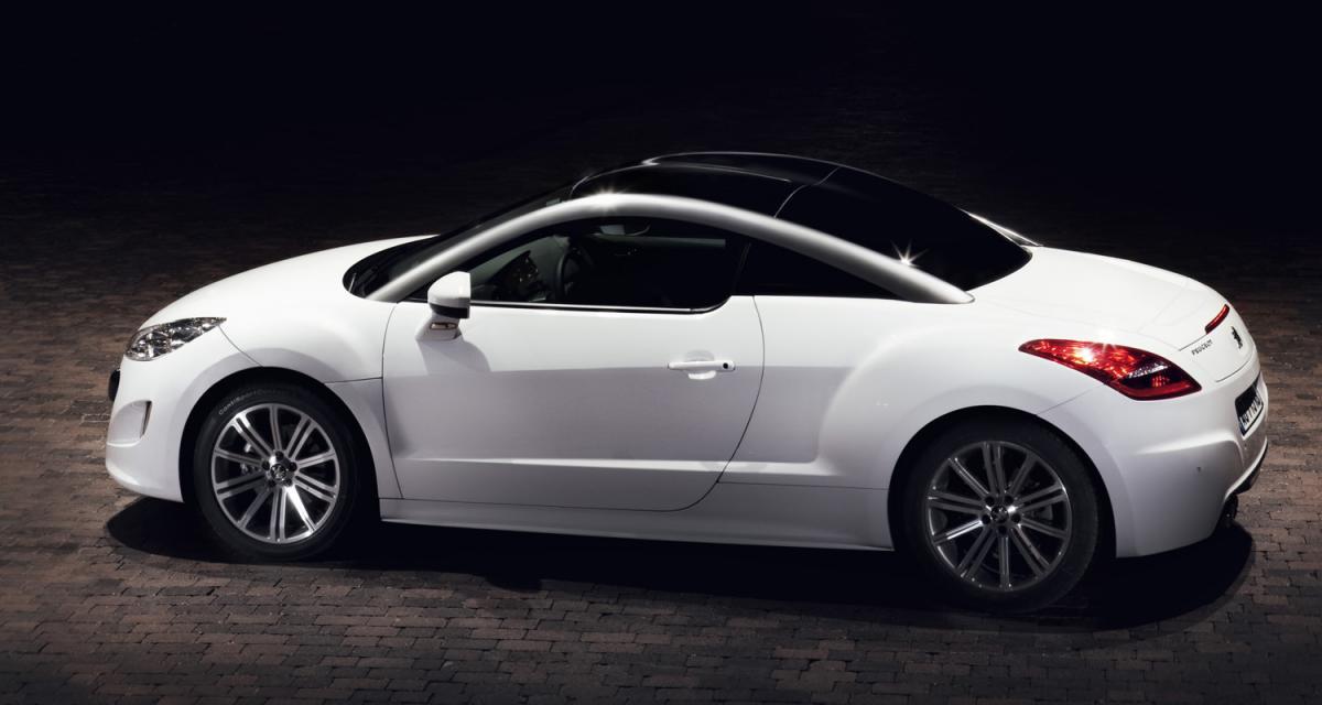 La Peugeot RCZ franchit le cap des 30 000
