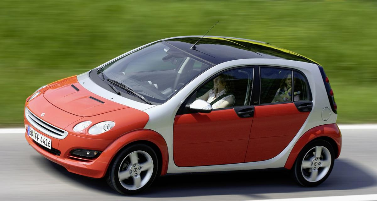 Renault-Smart : premiers modèles à plate-forme commune en 2014