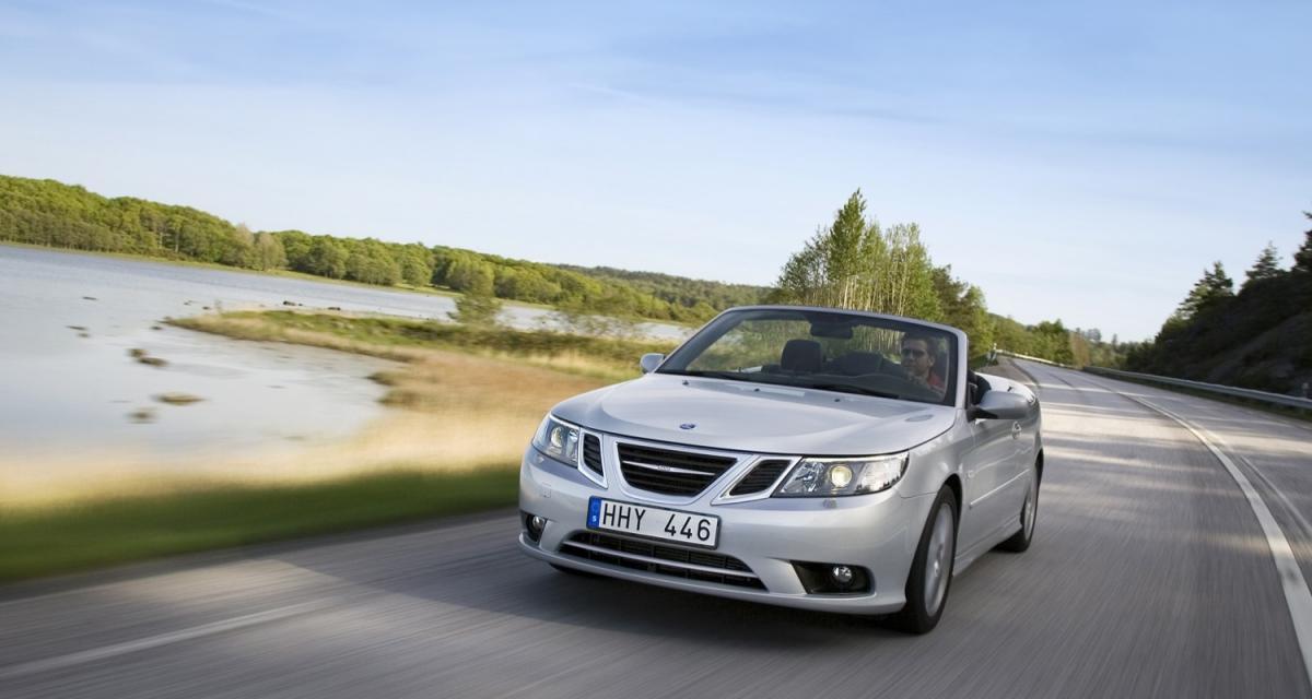 Saab : la production redémarre