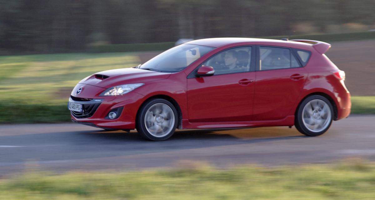 Mazda3 : trois millions d'unités vendues en sept ans