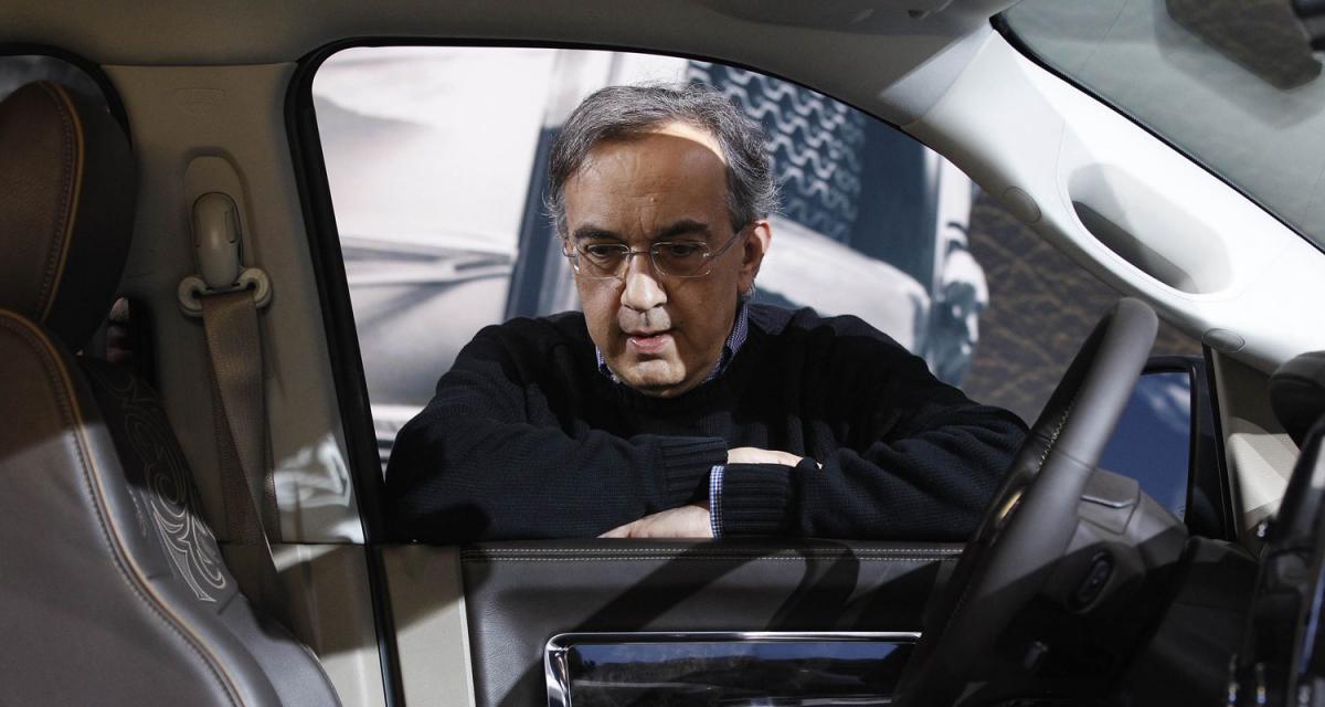 """Marchionne à VW : """"Bas les pattes"""" sur Alfa Romeo"""