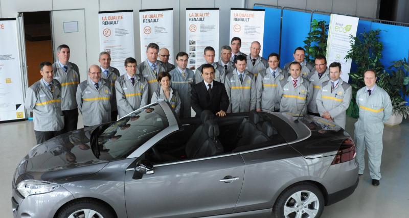 Renault : 40 % des investissements pour la France
