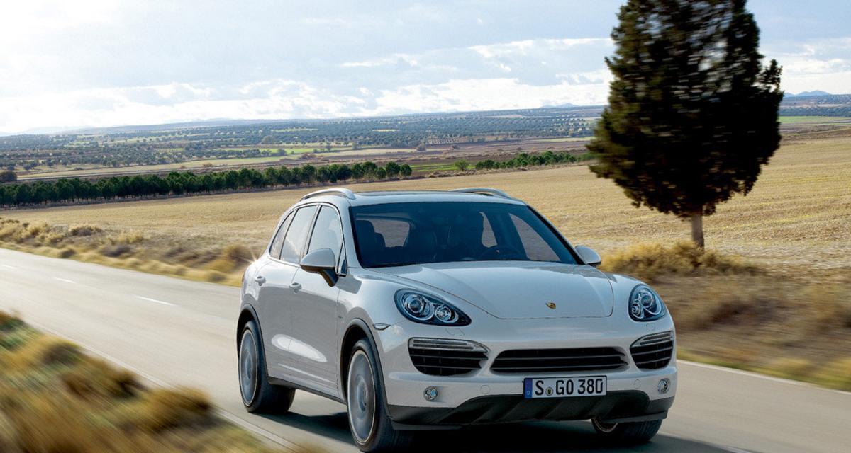 Porsche pense à la Chine