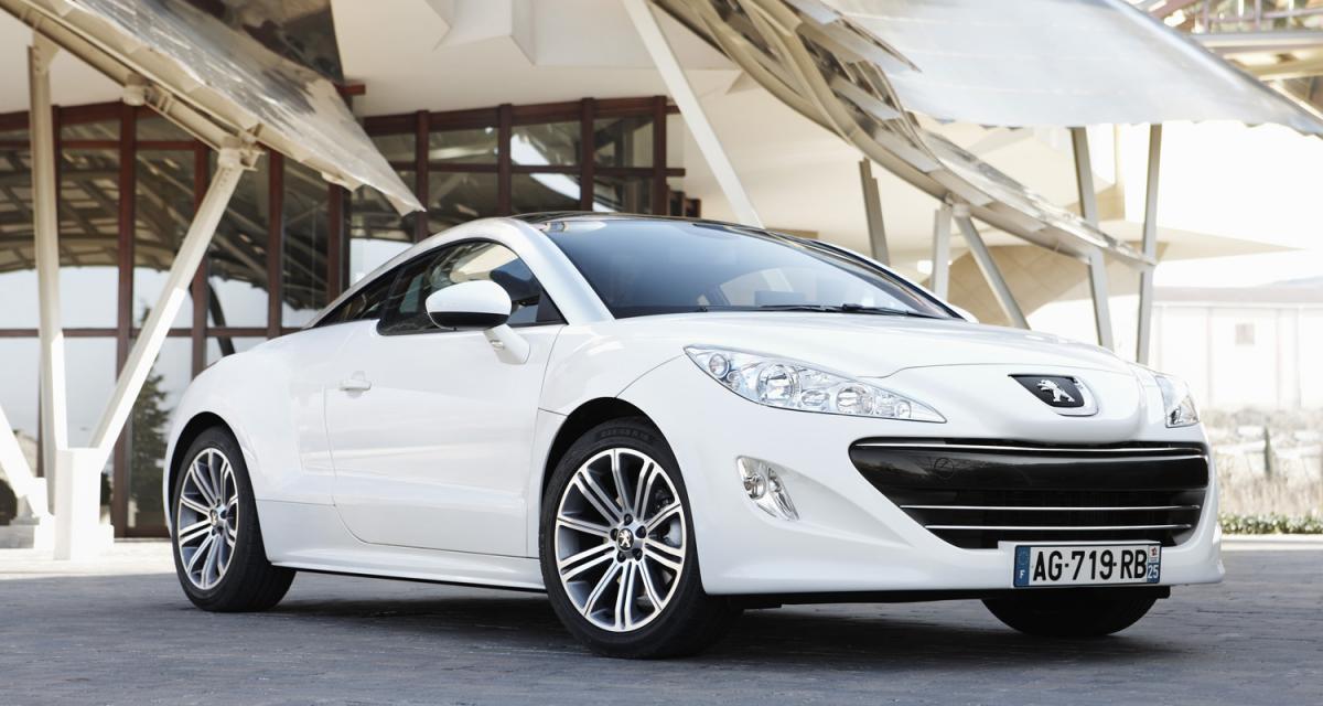 Peugeot RCZ et Citroën, voiture et marque gay de l'année