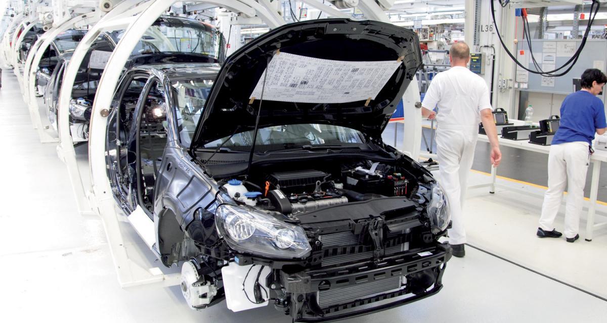 Volkswagen met un pied au Maghreb
