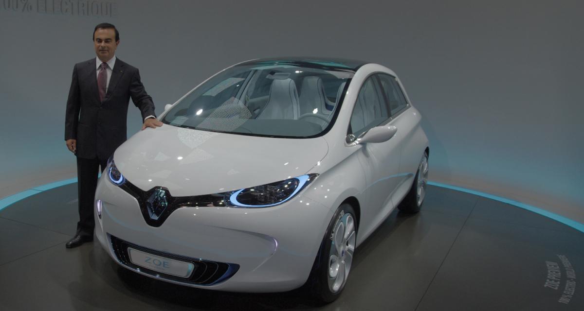 Renault : un plan stratégique dévoilé le 10 février prochain