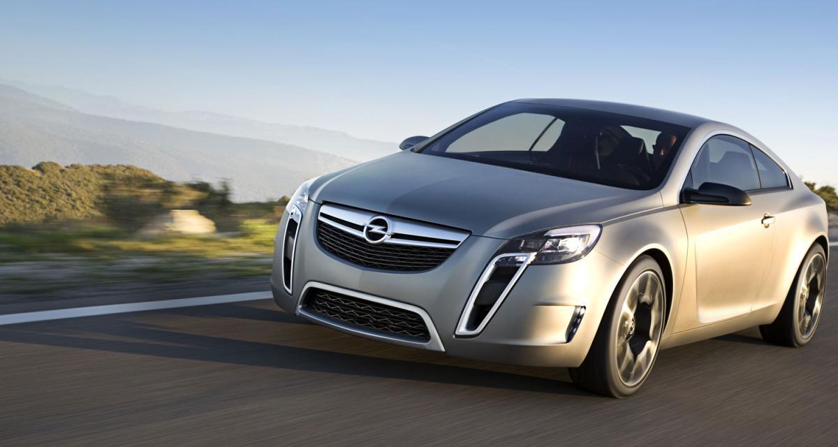 Opel va ressusciter la Calibra