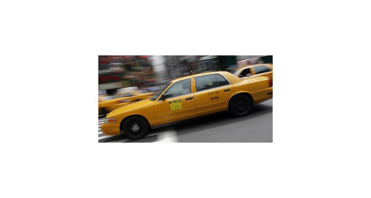 New York : un nouveau taxi jaune en 2014