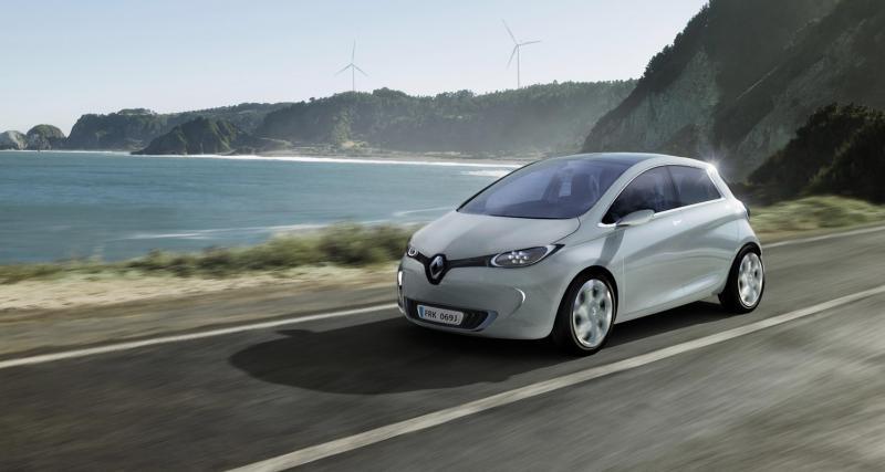 Renault : elle s'appellera bien Zoe !
