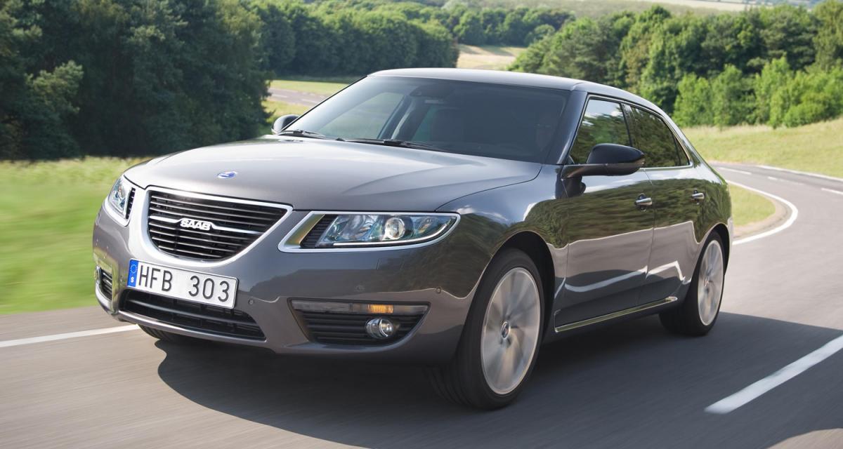Saab : bientôt des moteurs BMW