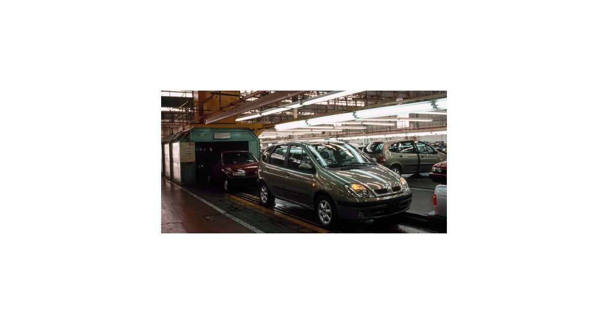 Immatriculations en France : baisse en juillet, Dacia au top