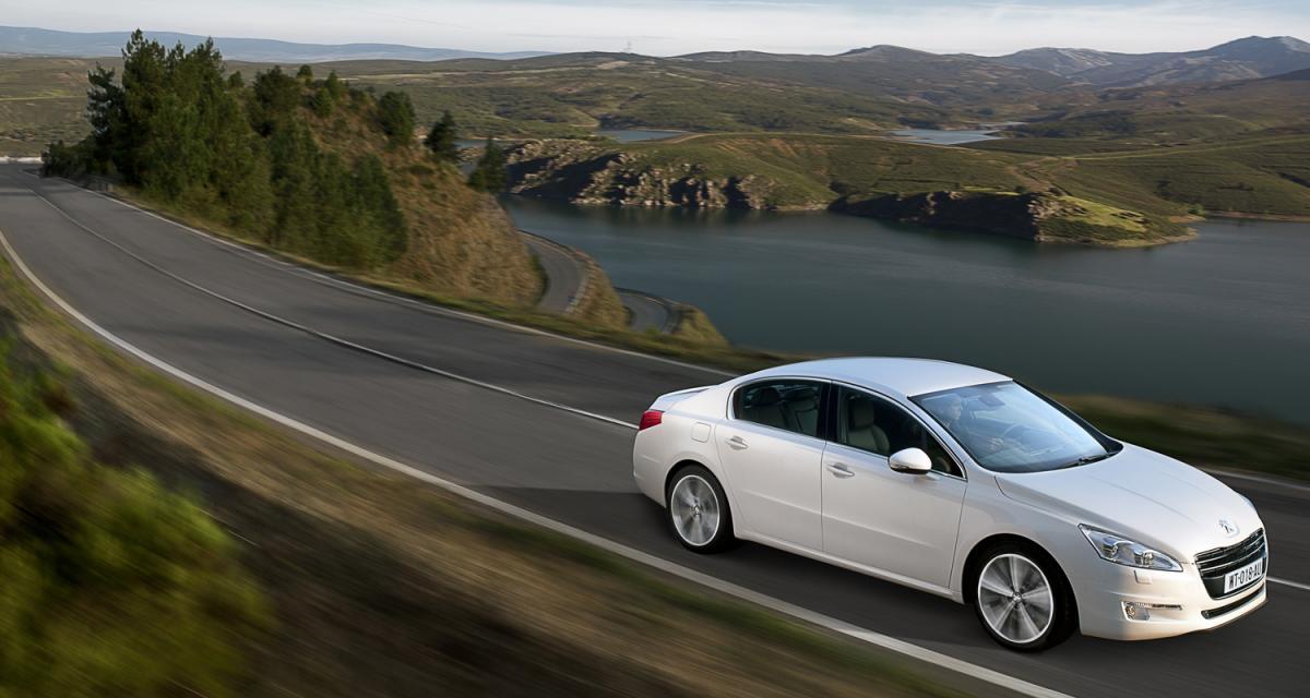 Peugeot 508 : mission à haut risque
