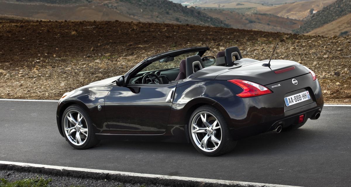 Nissan Z : à la pointe du capot