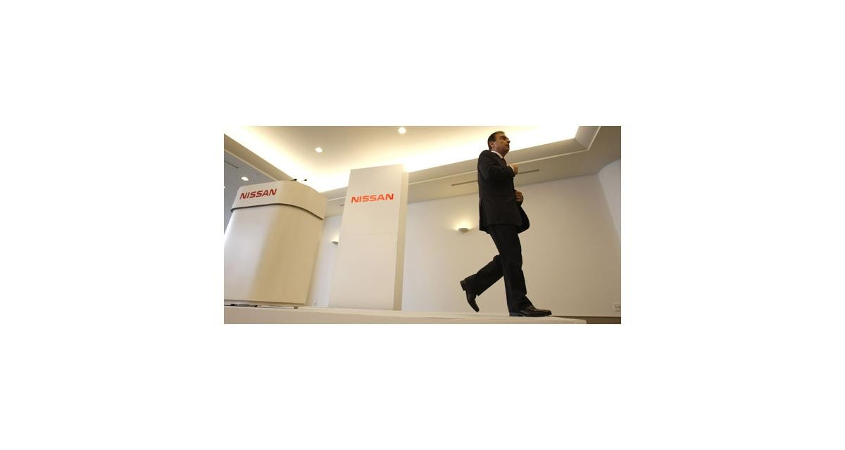 Carlos Ghosn : un salaire de 9,24 millions d'euros