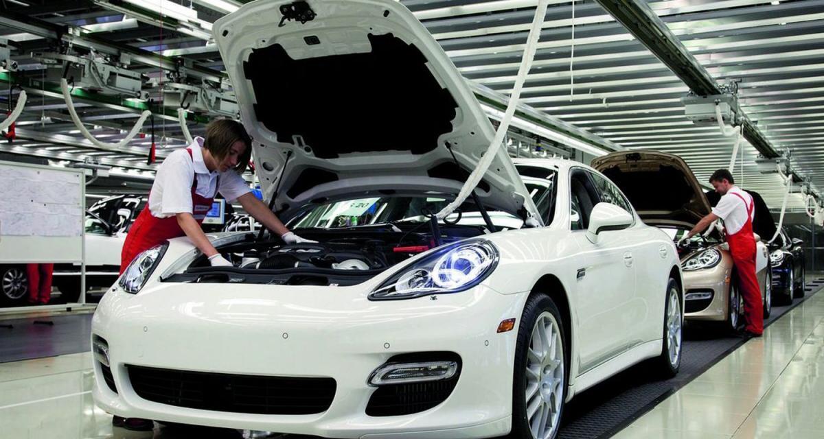 Qualité : Porsche en tête aux Etats-Unis