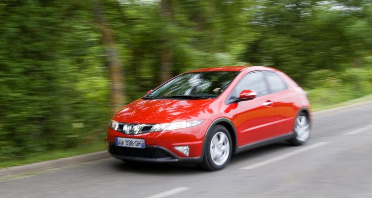 Satisfaction client : Honda tient la corde