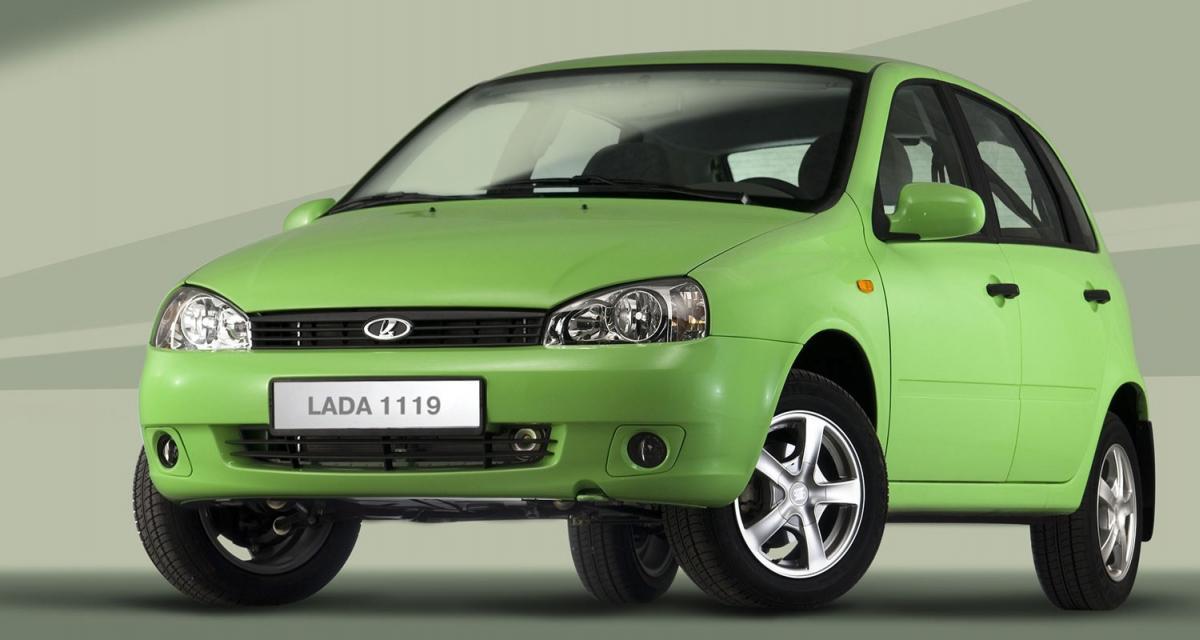 Renault : Lada, l'infiltré russe